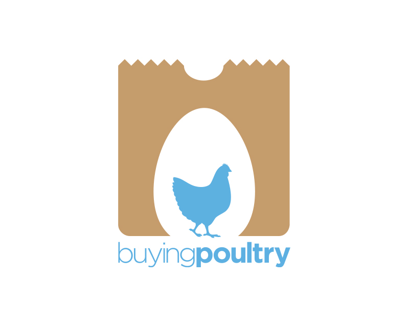 buying poultry image logo